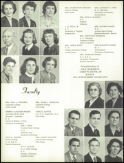 Page 10, 1954 Edition, Deep Creek High School - Hornet Yearbook (Chesapeake, VA) online yearbook collection