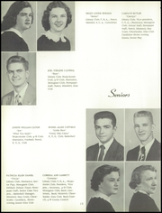 Page 14, 1954 Edition, Deep Creek High School - Hornet Yearbook (Chesapeake, VA) online yearbook collection