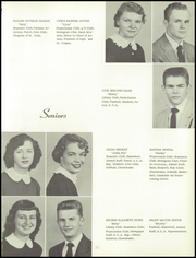 Page 15, 1954 Edition, Deep Creek High School - Hornet Yearbook (Chesapeake, VA) online yearbook collection