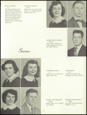Page 17, 1954 Edition, Deep Creek High School - Hornet Yearbook (Chesapeake, VA) online yearbook collection