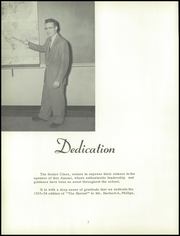 Page 6, 1954 Edition, Deep Creek High School - Hornet Yearbook (Chesapeake, VA) online yearbook collection