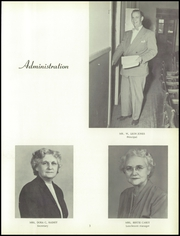 Page 7, 1954 Edition, Deep Creek High School - Hornet Yearbook (Chesapeake, VA) online yearbook collection