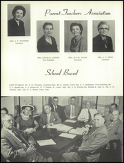 Page 8, 1954 Edition, Deep Creek High School - Hornet Yearbook (Chesapeake, VA) online yearbook collection