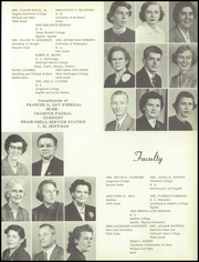 Page 9, 1954 Edition, Deep Creek High School - Hornet Yearbook (Chesapeake, VA) online yearbook collection