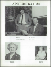 Page 10, 1958 Edition, Deep Creek High School - Hornet Yearbook (Chesapeake, VA) online yearbook collection