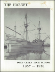 Page 5, 1958 Edition, Deep Creek High School - Hornet Yearbook (Chesapeake, VA) online yearbook collection