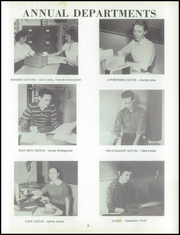 Page 9, 1958 Edition, Deep Creek High School - Hornet Yearbook (Chesapeake, VA) online yearbook collection