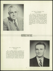 Page 10, 1954 Edition, Thomas Dale High School - Reflector Yearbook (Chester, VA) online yearbook collection
