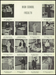 Page 11, 1954 Edition, Thomas Dale High School - Reflector Yearbook (Chester, VA) online yearbook collection
