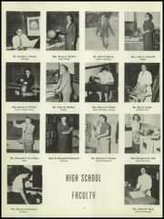 Page 12, 1954 Edition, Thomas Dale High School - Reflector Yearbook (Chester, VA) online yearbook collection