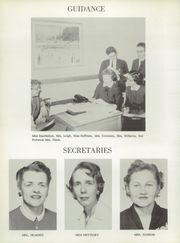 Page 12, 1957 Edition, McLean High School - Clan Yearbook (McLean, VA) online yearbook collection