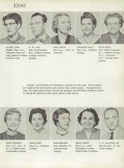 Page 15, 1957 Edition, McLean High School - Clan Yearbook (McLean, VA) online yearbook collection