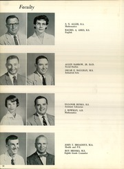 Page 16, 1959 Edition, McLean High School - Clan Yearbook (McLean, VA) online yearbook collection