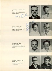Page 17, 1959 Edition, McLean High School - Clan Yearbook (McLean, VA) online yearbook collection