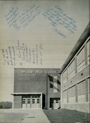 Page 6, 1959 Edition, McLean High School - Clan Yearbook (McLean, VA) online yearbook collection