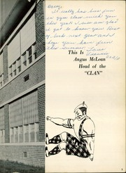Page 7, 1959 Edition, McLean High School - Clan Yearbook (McLean, VA) online yearbook collection