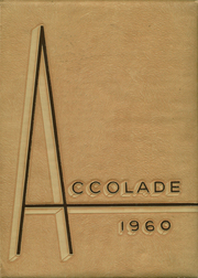 Page 1, 1960 Edition, Cave Spring High School - Accolade Yearbook (Roanoke, VA) online yearbook collection