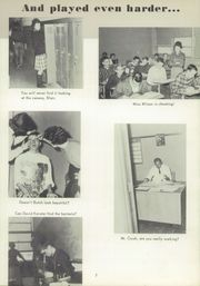 Page 11, 1960 Edition, Cave Spring High School - Accolade Yearbook (Roanoke, VA) online yearbook collection