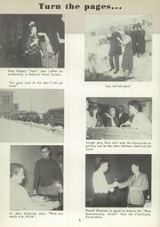 Page 12, 1960 Edition, Cave Spring High School - Accolade Yearbook (Roanoke, VA) online yearbook collection