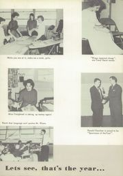 Page 9, 1960 Edition, Cave Spring High School - Accolade Yearbook (Roanoke, VA) online yearbook collection