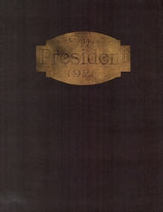 Page 1, 1925 Edition, Woodrow Wilson High School - President Yearbook (Portsmouth, VA) online yearbook collection