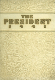 Woodrow Wilson High School - President Yearbook (Portsmouth, VA) online yearbook collection, 1941 Edition, Page 1