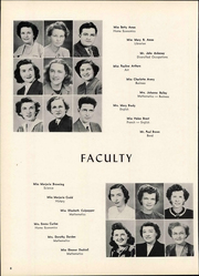 Page 10, 1950 Edition, Woodrow Wilson High School - President Yearbook (Portsmouth, VA) online yearbook collection