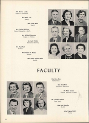 Page 12, 1950 Edition, Woodrow Wilson High School - President Yearbook (Portsmouth, VA) online yearbook collection