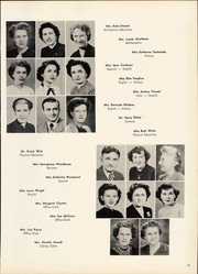 Page 13, 1950 Edition, Woodrow Wilson High School - President Yearbook (Portsmouth, VA) online yearbook collection