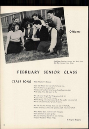 Page 16, 1950 Edition, Woodrow Wilson High School - President Yearbook (Portsmouth, VA) online yearbook collection
