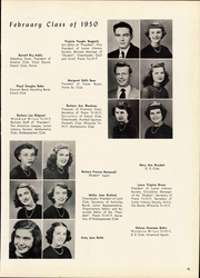 Page 17, 1950 Edition, Woodrow Wilson High School - President Yearbook (Portsmouth, VA) online yearbook collection