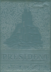 Page 1, 1952 Edition, Woodrow Wilson High School - President Yearbook (Portsmouth, VA) online yearbook collection