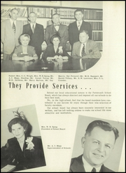 Page 12, 1952 Edition, Woodrow Wilson High School - President Yearbook (Portsmouth, VA) online yearbook collection