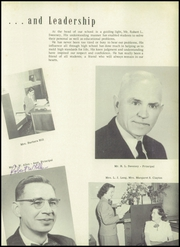 Page 13, 1952 Edition, Woodrow Wilson High School - President Yearbook (Portsmouth, VA) online yearbook collection