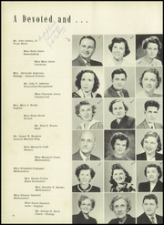 Page 14, 1952 Edition, Woodrow Wilson High School - President Yearbook (Portsmouth, VA) online yearbook collection