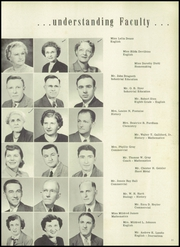 Page 15, 1952 Edition, Woodrow Wilson High School - President Yearbook (Portsmouth, VA) online yearbook collection
