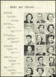 Page 16, 1952 Edition, Woodrow Wilson High School - President Yearbook (Portsmouth, VA) online yearbook collection