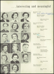Page 17, 1952 Edition, Woodrow Wilson High School - President Yearbook (Portsmouth, VA) online yearbook collection