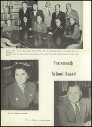 Page 12, 1953 Edition, Woodrow Wilson High School - President Yearbook (Portsmouth, VA) online yearbook collection