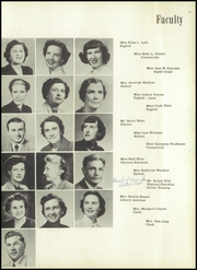 Page 17, 1953 Edition, Woodrow Wilson High School - President Yearbook (Portsmouth, VA) online yearbook collection