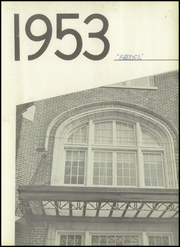 Page 7, 1953 Edition, Woodrow Wilson High School - President Yearbook (Portsmouth, VA) online yearbook collection