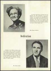 Page 8, 1953 Edition, Woodrow Wilson High School - President Yearbook (Portsmouth, VA) online yearbook collection