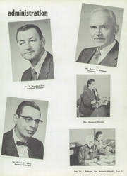 Page 13, 1957 Edition, Woodrow Wilson High School - President Yearbook (Portsmouth, VA) online yearbook collection
