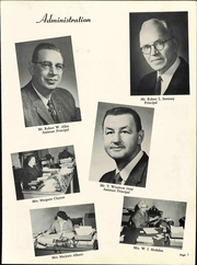 Page 11, 1958 Edition, Woodrow Wilson High School - President Yearbook (Portsmouth, VA) online yearbook collection