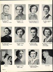 Page 14, 1958 Edition, Woodrow Wilson High School - President Yearbook (Portsmouth, VA) online yearbook collection
