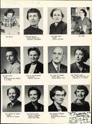 Page 15, 1958 Edition, Woodrow Wilson High School - President Yearbook (Portsmouth, VA) online yearbook collection