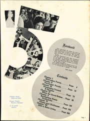 Page 5, 1958 Edition, Woodrow Wilson High School - President Yearbook (Portsmouth, VA) online yearbook collection