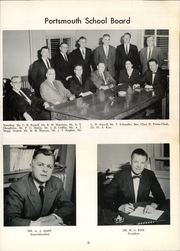 Page 13, 1961 Edition, Woodrow Wilson High School - President Yearbook (Portsmouth, VA) online yearbook collection