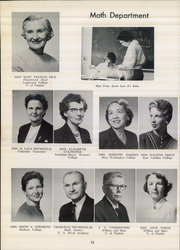 Page 16, 1961 Edition, Woodrow Wilson High School - President Yearbook (Portsmouth, VA) online yearbook collection