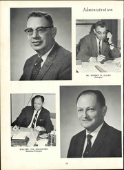 Page 16, 1964 Edition, Woodrow Wilson High School - President Yearbook (Portsmouth, VA) online yearbook collection